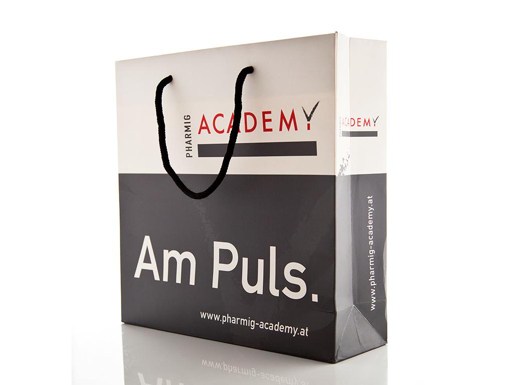 Pharmig Academy Design